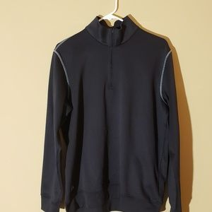 Adidas golf climalite pull over